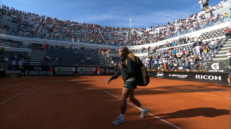 Preparing for Game Day   Serena Williams Teaches Tennis