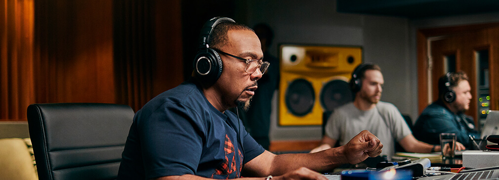 Timbaland Teaches Producing and Beatmaking