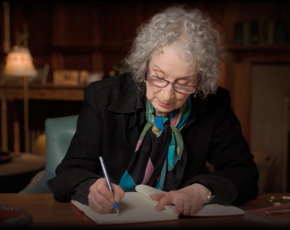 Margaret Atwood Teaches Creative Writing | MasterClass | The